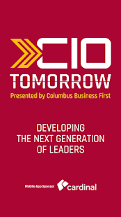 CIO Tomorrow 2017- screenshot thumbnail