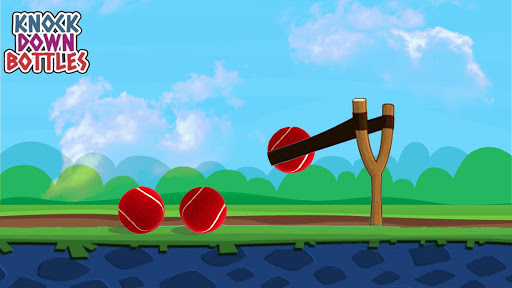 Knockdown Bottles : A Catapult Game 2.3.11 APK MOD screenshots 1