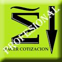 Cotizacion PROFESIONAL icon