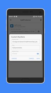 ApkProtector Premium Screenshot