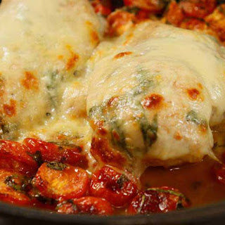 Chicken Calabrese Style.