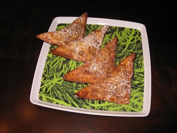 Chocolate Hazelnut Ravioli Recipe