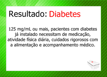 Resultado Diabetes screenshot 3