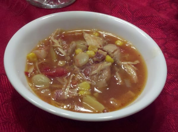 Busy Day Brunswick Stew (crockpot) Recipe