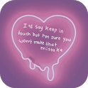 💔 Heartbreak Quote Wallpapers icon