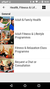 YMCA Y:Active Lifestyles- screenshot thumbnail