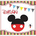 Invitación Dylan icon