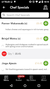 Indos Restaurant Dundee- screenshot thumbnail