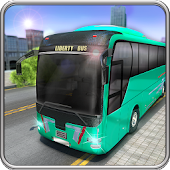 Liberty City Tourist Coach Bus
