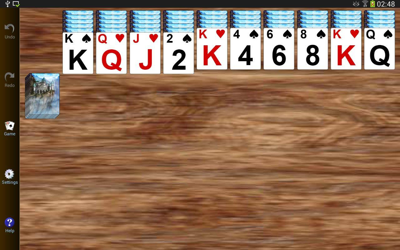 150+ Card Games Solitaire Pack- screenshot
