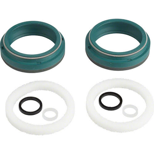 SKF Low-Friction Dust Wiper Seal Kit - Fox 34mm, 2016-Current