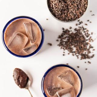 Creamy Vegan Nutella Latte