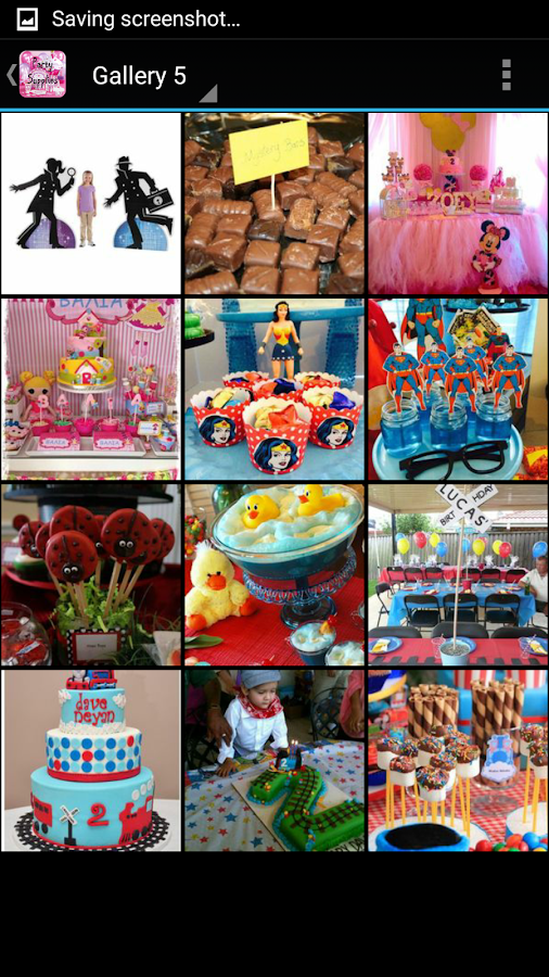 Party Supplies Android Apps On Google Play