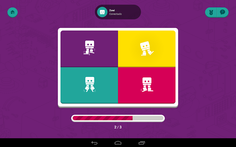 android Zowi App Screenshot 12