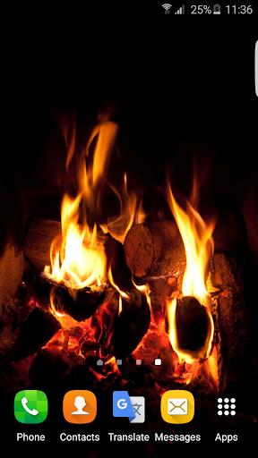 火焰动画壁纸