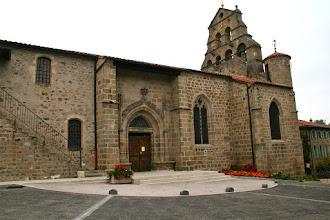 Photo: Beauzac 12e eeuw