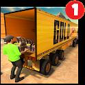 Truck Gold Transport Simulator Full of Truck Drive