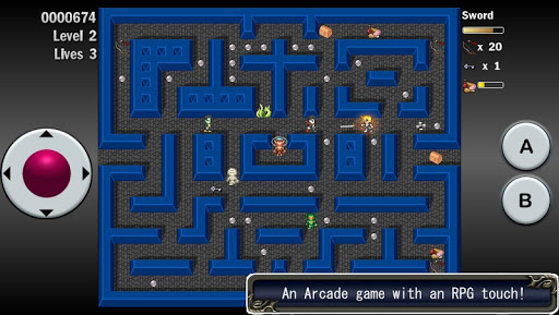 Creepy Dungeons : Arcade + RPG