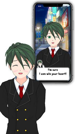 Anime School Love Story - Chapter 1 screenshots 3