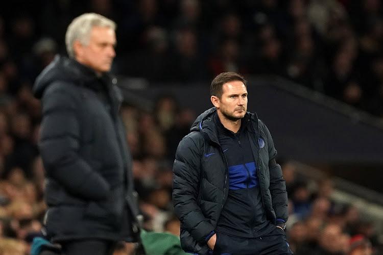 La petite pique bien cachée de Mourinho envers Lampard