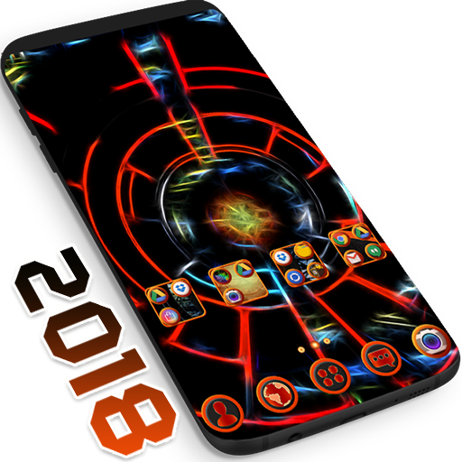 3D 2018 Theme For Android 1.284.1.38 APK MOD