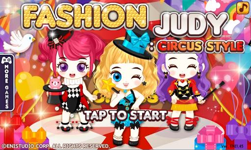 Fashion Judy : Circus Style