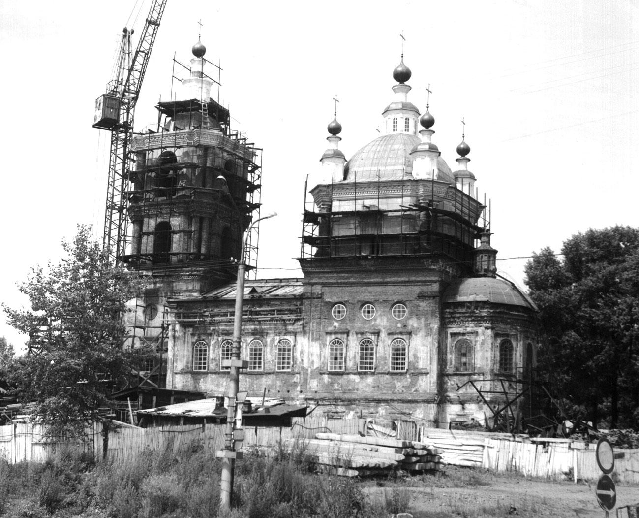 Photo: Собор до реставрации 20 в