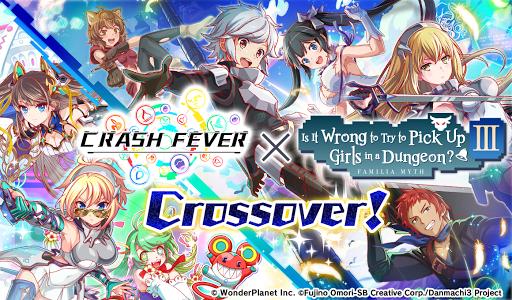 Crash Fever 5.4.3.10 screenshots 1