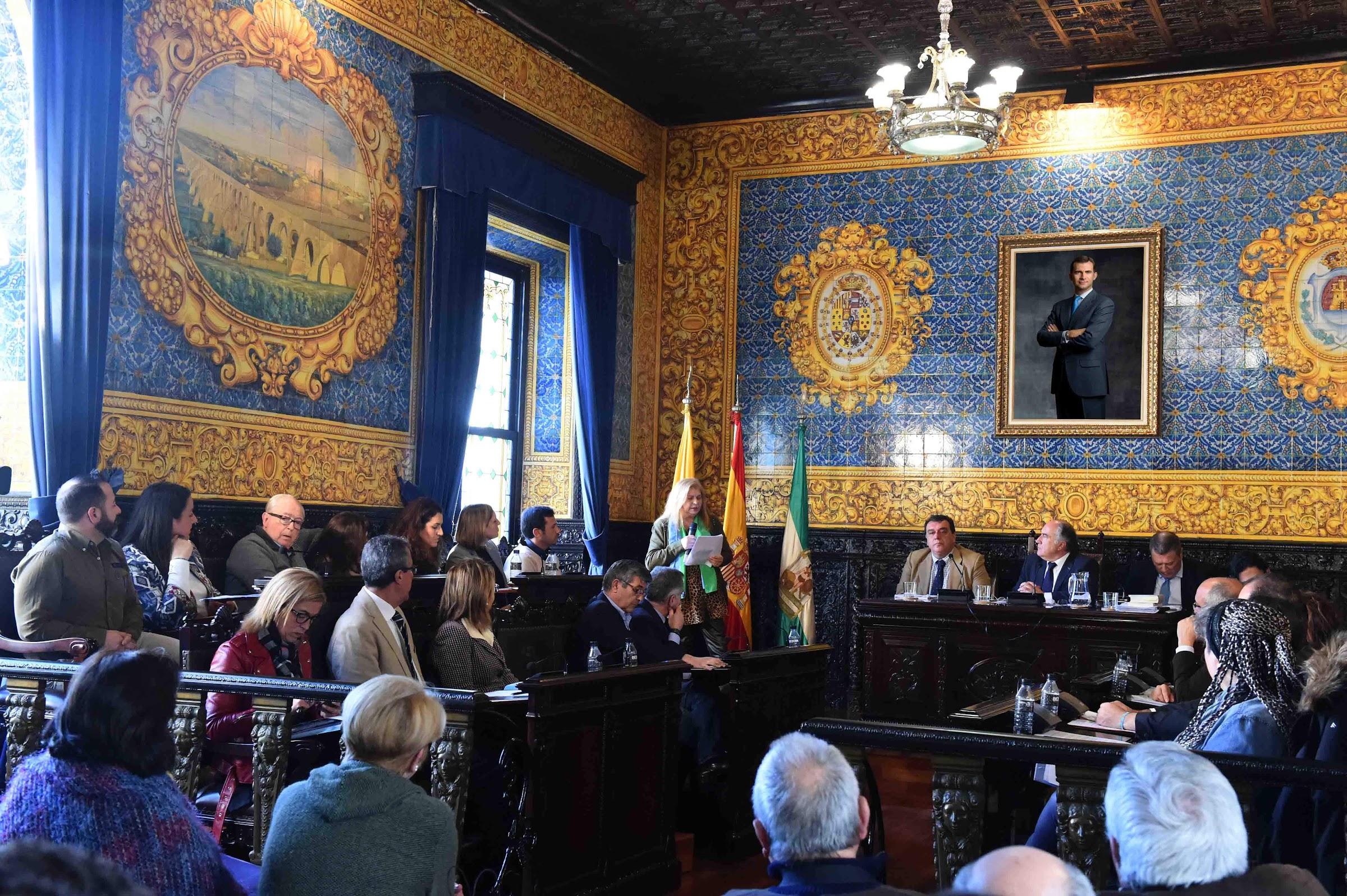 El Pleno aprueba el nuevo pliego de condiciones del servicio municipal de Ayuda a Domicilio