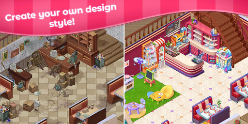 Cooking Paradise - Puzzle Match-3 game apktram screenshots 10