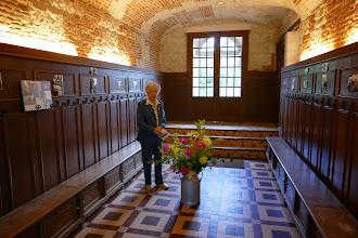 Photo: Hall d'entrée sous-sol du Château