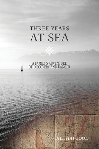 Three Years at Sea cover