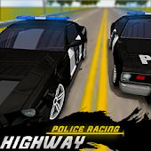 Russian Police Traffic Racing 3D