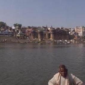 Varanasi by Anubhav Tiwari - City,  Street & Park  Historic Districts
