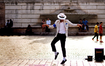 Photo: moonwalk, michael jackson   Caspita è Bravissimo!