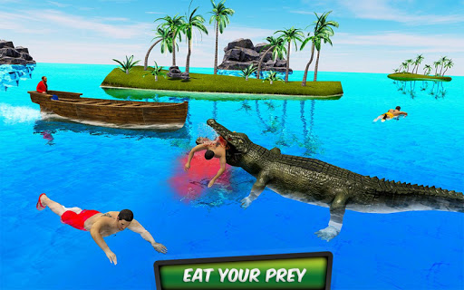 Hungry Crocodile Attack 3D  screenshots EasyGameCheats.pro 4
