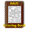 Adult Coloring Book FREE file APK Free for PC, smart TV Download