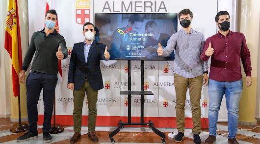 'Conectando Almería': el Amazon de las tiendas de barrio de la capital