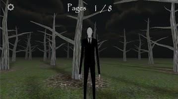 Screenshot of Slender Man: Rise Again (Free)