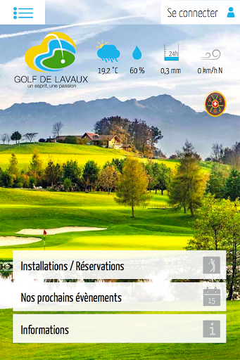 Golf Lavaux
