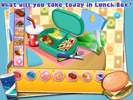 Decorate Lunch Box For Kids