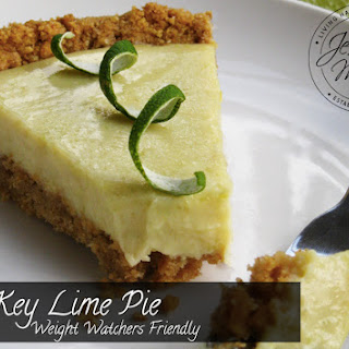 Key Lime Pie - Weight Watchers.