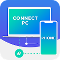 How to Connect your phone to PC - SMS, Photo on PC icon