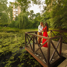 Wedding photographer Yuriy Trondin (TRONDIN). Photo of 14.06.2017