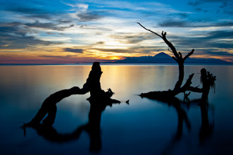 Photo: Last night's sunset shot from Indonesia.  #PlusPhotoExtract