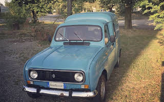 Renault R4 F4 Rent Lombardia