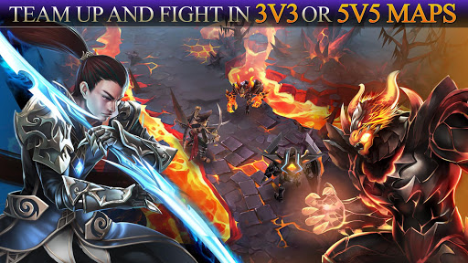 Heroes of Order & Chaos screenshot 14