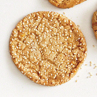Orange, Sesame, and Honey Cookies