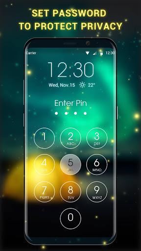 Fingerprint lock screen for prank 9.2.0.1869_master_charge_and_notification_bugfix screenshots 4