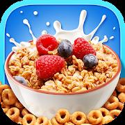 Cereal Maker Kids Cooking Game